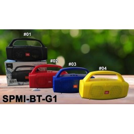JBL Portable Wireless Bluetooth Speaker G01 With USB/TF Card