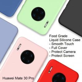 Huawei Mate 30, Mate 30 Pro, Nova 5i, Nova 5t, Nova 7i, Y9 Prime Official Liquid Candy Color Soft TPU Full Protection Silicone Case