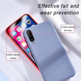 Oppo A1K, A31, A37, A5S/A12/F9, A5 2020/A9 2020, A91/Reno 3 Official Liquid Candy Color Soft TPU Full Protection Silicone Case