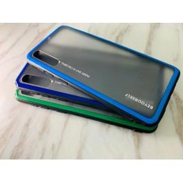 Vivo S1, Y17 Tough Protection Matte Transparent Matte Transparent Full Protection Anti Shockproof Case