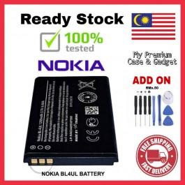 [100% FULL CAPACITY] Battery Nokia 3220 3310 2017 BL-5B BL-4C BL-4U BL-4UL BL-5C BLC-2 BP-4L High Quality Replacement Spareparts
