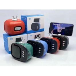 NEW Classic Retro Style Mini Bluetooth Speaker Portable Wireless Music Player Support TF FM USB Wireless Speaker