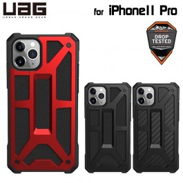 iPhone 11 , 11 Pro , 11 Pro Max UAG URBAN ARMOR GEAR MONARCH Drop Tested Full Protection Case
