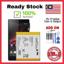 [100% FULL CAPACITY] Battery Sony Xperia C3 C4 C5 E4 Go M4 M5 SP Sola T2 Ultra High Quality Replacement Spareparts