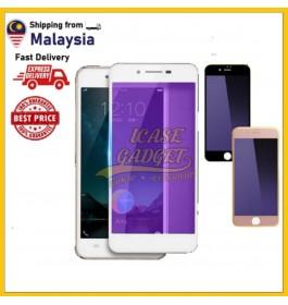iPhone 6/6S, 6 Plus/6S Plus, 7/8/SE 2020, 7 Plus/8 Plus, iPhone X/XS Anti Blue Ray Premium 3D Full Edge Cover Tempered Glass