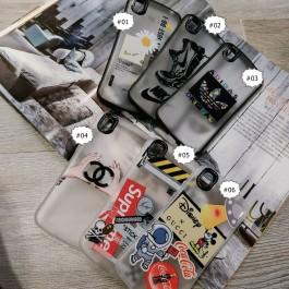 Redmi 9, 9A, Note 9S Slim Waist Design Hybrid Hard PC and Soft TPU Anti-Fall Shock-Proof Protective Phone Case