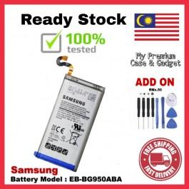 [100% FULL CAPACITY] Battery Samsung Galaxy Note 1 2 3 4 5 8 I9220 N7100 N9000 N910 N920 N950 High Quality Replacement