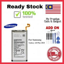 [100% FULL CAPACITY] Battery Samsung Galaxy A3 2015, A3 2017, A5 2015, A5 2016, A5 2017, A6 2018, A7 2015, A7 2017, A8 2016, A8 Plus 2018, A9High Quality Replacement Spareparts