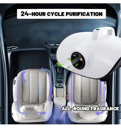 [FREE GIVE] Fogging Machine Disinfectant Spray Gun Handheld Wireless Atomizer Fog Blue Light Nano Spray Disinfectant Liquid Sanitize