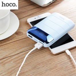 ORIGINAL HOCO B29 Powerbank 10000mAh Domon Dual USB Port