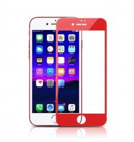iPhone 6 Plus, 7, 7 Plus Red Edition Tempered Glass Front and Back