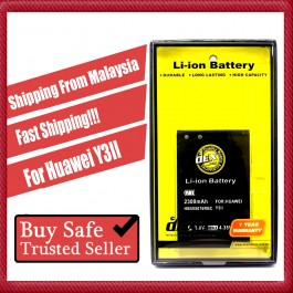 Battery DEX For Huawei, Y3II, Y5, Y6