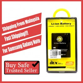 Battery Dex For Samsung Galaxy Note, Note 2, Note 3, Note 3 Neo, Note 4