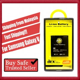 Battery DEX For Samsung Galaxy V, W, Win, Y, Corby 2 Li-ion Battery Long Lasting and High Capacity