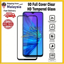 [FULL COVER] Huawei Honor Play, Honor 8X, Honor 9 Lite, Honor 10, View 10, View 20 5D/9D Premium Edge Clear HD Full Glue Curved Tempered Glass