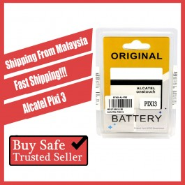 Battery Alcatel Pixi 3 (TLi014A1), Pixi 4 (TLi020F7)