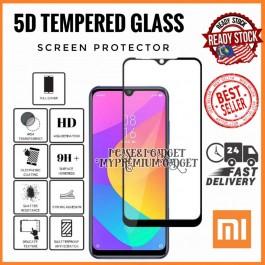 [FULL COVER]  Xiaomi A2, A2 Lite 5D/9D Premium Edge To Edge HD Full Glue Tempered Glass