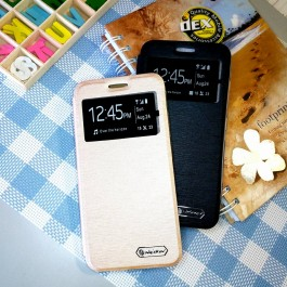 ZTE A520 Nillkin S View Window Flip Case Cover FREE Tempered Glass