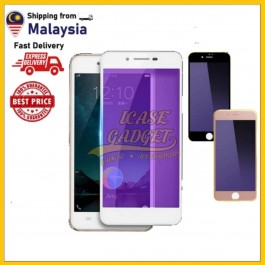 Huawei Honor 7X, View 10 Anti Blue Ray Premium 3D Full Edge Cover Tempered Glass