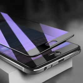 Oppo A37, A57, A59, A71, A77, A83 Anti Blue Ray Full Cover Tempered Glass