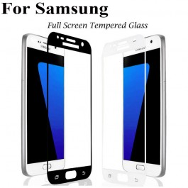 Samsung Galaxy J5 Pro, J7 Pro Full Cover 9H Hardness Tempered Glass