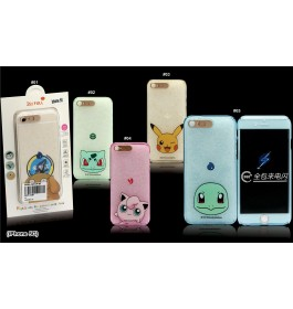 iPhone 5/5S/SE, 6/6S, 6 Plus/6S Plus Pokemon 360 Full Protection Silicone Case