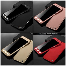 Oppo A33, A35, A37, A57, A59, A77 360 Full Protection Case FREE Tempered Glass