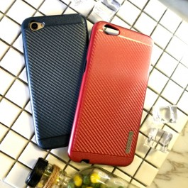 iPhone 4/4S, 5/5S/SE, 6/6S Spigen Carbon Anti Fingerprint Case