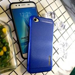 Nokia 6 Spigen Carbon Anti Fingerprint Case