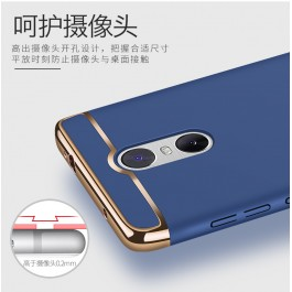 [PROMOTION] Redmi 5, 5 Plus, Note 5A Luxury 3 In 1 Ultra Slim Thin Matte Full Protection Hard Case