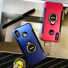 Samsung Galaxy J1 Mini Prime, J2 Prime, J7 Prime Motomo Ring Holder Hybrid Case