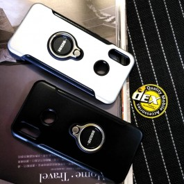 Redmi 5, 5A, 5 Plus, 6, S2 Motomo Ring Holder Hybrid Case