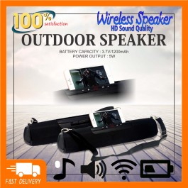 Portable Wireless Bluetooth Speaker E20 With Extra Bass