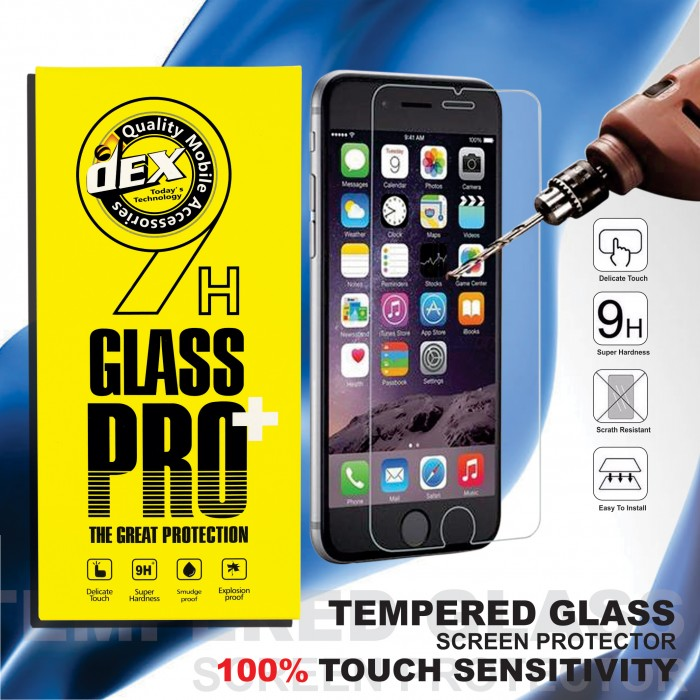BEST SELLING Tempered Glass (Clear) Oppo Realme, Realme 2 Pro | Mdex