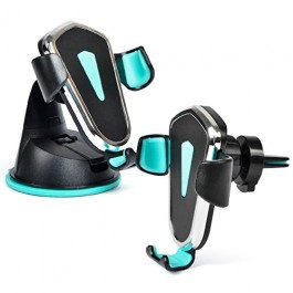 JXCH 2 In 1 Universal Car Mount Phone Holder For Smartphone