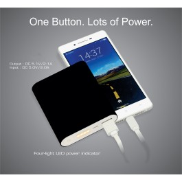 NEW Universal Powerbank 10400mAh Portable for Smartphone