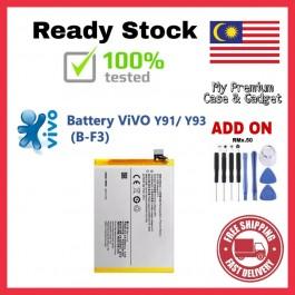 [100% FULL CAPACITY] Battery Vivo Y12/Y15/Y17, Y21/Y22/Y25, Y28/Y31/Y31L, Y51, Y53, Y55, Y65/Y66/Y67, Y69, Y71, Y81, Y91/Y91i/Y91C/Y93/Y95 High Quality Replacement Spareparts Add-On Tools