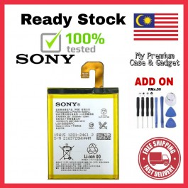 [100% FULL CAPACITY] Battery Sony Xperia Z, ZL, Z Ultra, Z1, Z1 Compact/Z1 Mini,  Z2, Z3, Z3 Mini/Z3 Compact, Z4, Z5, Z5 Premium High Quality Replacement Spareparts