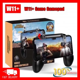 [NEW] PUBG W11+ Trigger Controller Gamepad Eat Chicken Assist Tool for All Smartphones