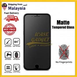 [AG MATTE] OPPO A1K, A3S, A37, A5S, A59, A71, A83  Anti Fingerprint Full Glue Gaming Tempered Glass