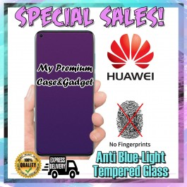 Huawei Mate 20, Y9 2019, Honor 8X Matte Anti Blue Ray Tempered Glass Screen Protector