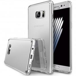 Samsung Galaxy A20, A30 ,A50 Crystal Clear Transparent Hard Silicone Case