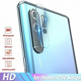 Huawei P20, P20 Pro, P30, P30 Pro HD Tempered Glass Back Rear Camera Lens Cover